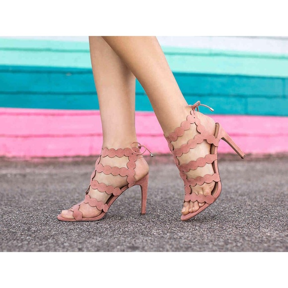 BCBGeneration Shoes - BCBGeneration Chiko Sandals in Petal Pink